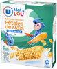 Barres de céréales et pétales de maïs talon lait - Product