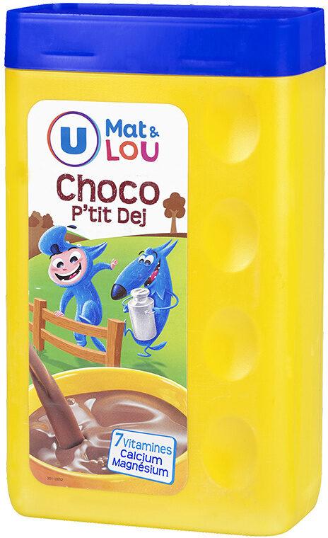 Chocolat en poudre petit déjeuner - Product