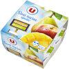 Compote Pomme Mangue / Pomme Poire - Produit