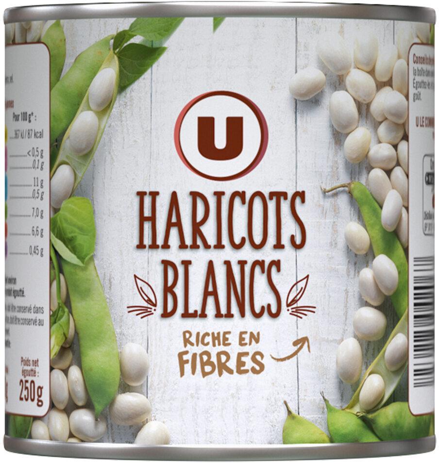 Haricots blancs préparés - Продукт - fr
