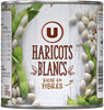 Haricots blancs préparés - Продукт