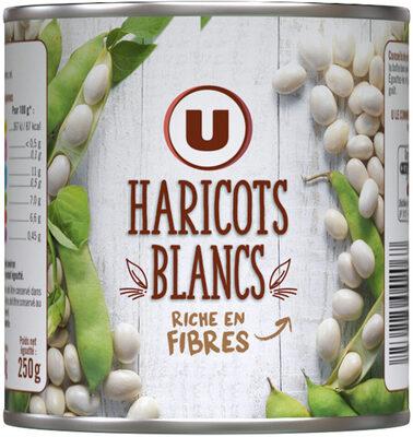 Haricots blancs préparés - Product - fr