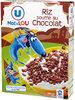 Riz soufflé enrobé de chocolat  U_MAT_ET_LOU - Product
