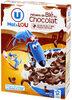 Céréales pétales blé chocolat - Product