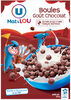 Boules de céréales goût chocolat - Produit