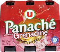 Panaché aromatisé saveur grenadine - Product - fr