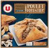 Paniers feuilleté poulet mélange forestier - Product