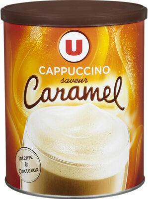 Préparation instantanée pour boisson au café et aromatisée à la caramel - Produit - fr