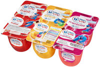 Fromage frais lait pasteurisé sucré aux fruits 2,9%MG - Product