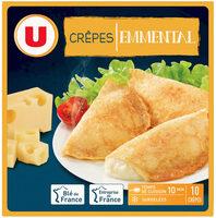 Crêpes emmental - Produit - fr