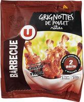 Grignotte de poulet rôtie barbecue - Produit - fr