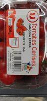 Tomate cerise, catégorie Extra - Ingredients - fr