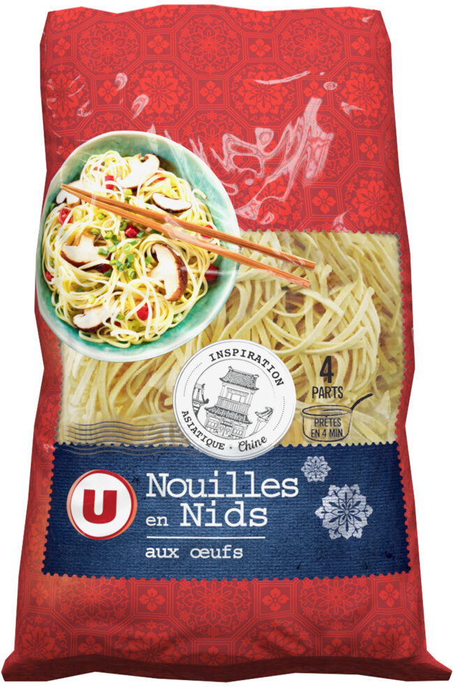 Nouilles en Nids - Prodotto - fr