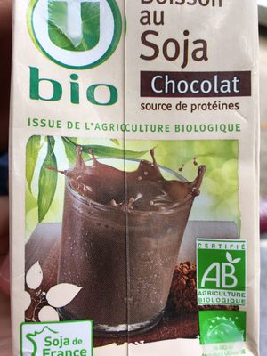 Boisson au soja chocolat - Product
