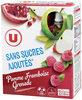 Gourdes pomme framboise grenade acerola sans sucre ajouté - Produit