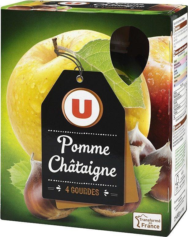 Gourdes pommes châtaignes - Produit - fr