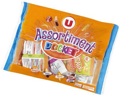 Assortiment de bonbons gélifiés acides - Product