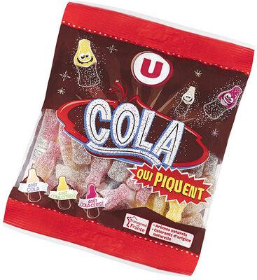 Assortiment cola qui piquent - Product - fr