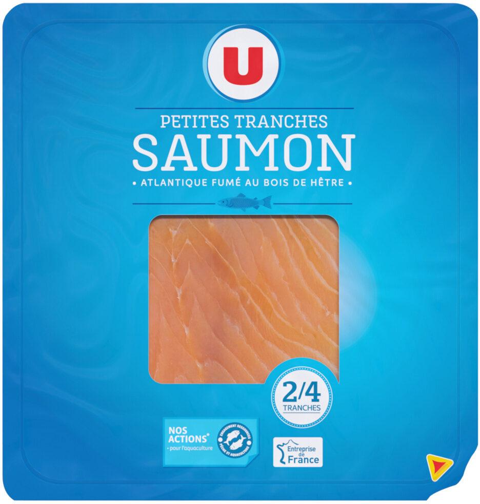 Saumon Atlantique fumé - Product - fr