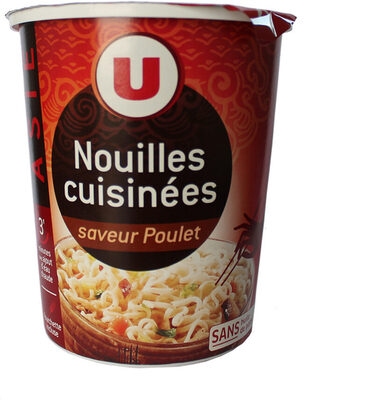 Nouilles cuisinées cup saveur poulet - Product - fr