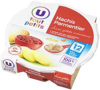 Assiette hachis parmentier 12 mois - Produkt - fr