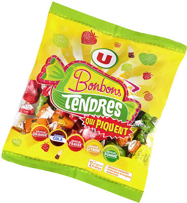 Bonbons tendres acides - Product - fr
