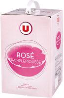 Bois.aromatisée à base de vin rosé et pamplemousse, - Product