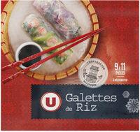 Galettes de Riz - Produkt - fr