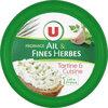 Fromage Ail et Fines Herbes au lait pasteurisé 24% de MG - Product