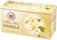 Thé noir aromatisé vanille - Produit