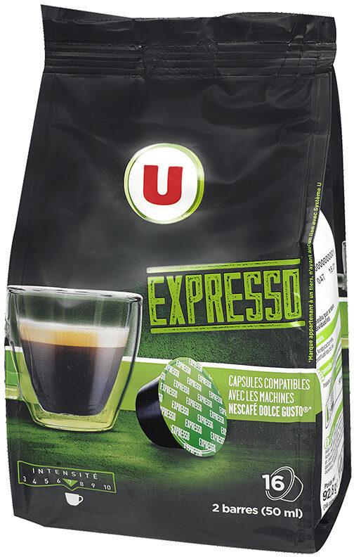 Café torrifié et moulu pur arabica - Product - fr