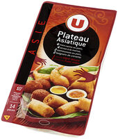 Plateau Asiatique 14 Pièces + Sauces - Product