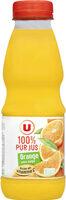 Pur jus d'orange sans pulpe - Product - fr