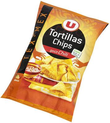 Tortilla Chips goût chili - Produit