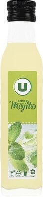 Sirop saveur mojito - Produit - fr
