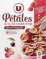 Pétales fruits rouges - Product - fr
