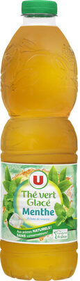 Boisson au thé thé vert menthe - Produit - fr