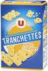 Tranchettes saveur fromagère - Produit
