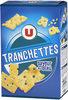 Tranchettes saveur bleu - Produit
