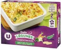 Gratin de légumes - Product
