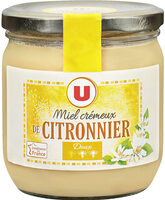 Miel crémeux de citronnier - Product