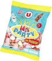 Bonbons gélifiés mix party acides - Produit