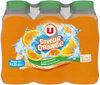 Boisson aux fruits plate orange - Produit