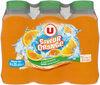 Boisson aux jus de fruits plate orange - Produit