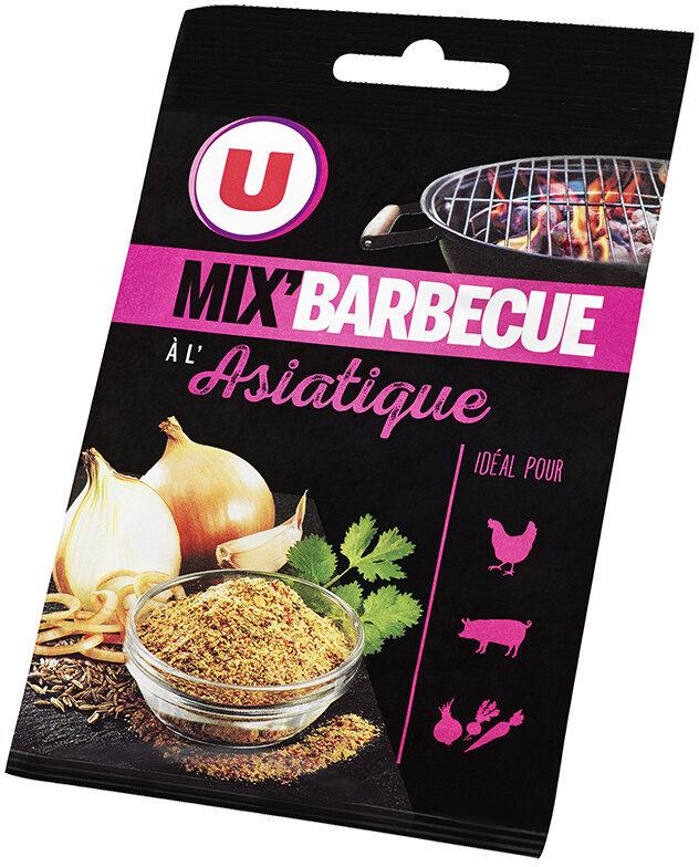 Mix barbecue à l'Asiatique - Product