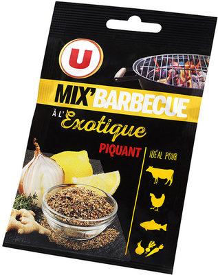 Mix barbecue à l'exotique - Product - fr