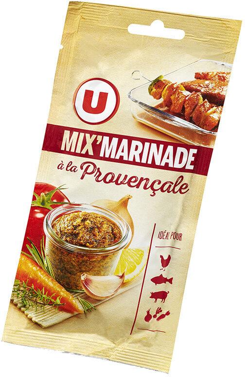Mix marinade à la provençale - Product - fr
