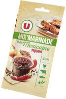 Mix marinade à la Mexicaine - Product