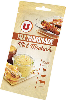 Mix marinade miel moutarde - Product