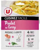 Poulet au curry cuisinez facile - Produit - fr